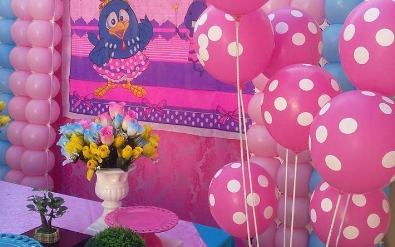 Festa De Aniversário Galinha Pintadinha Lindas Decorações Fazer