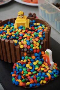 bolo decorado festa patrulha canina